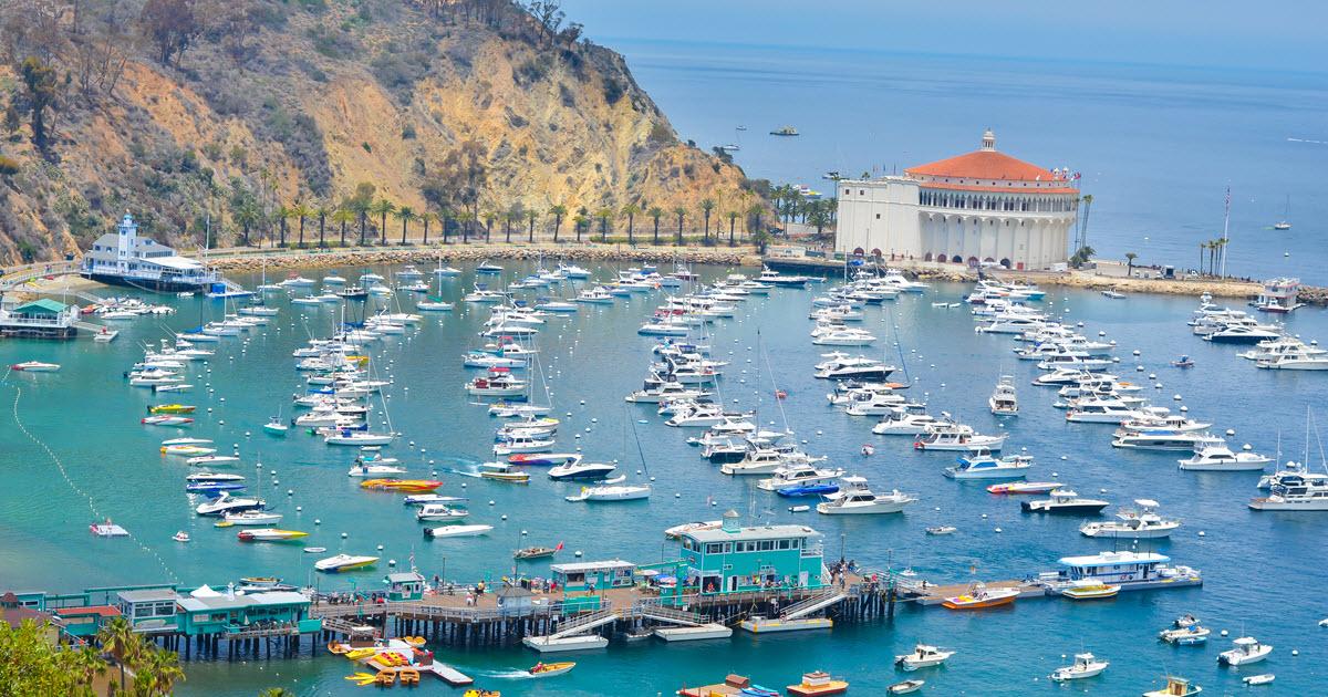 San Catalina Island Ferry